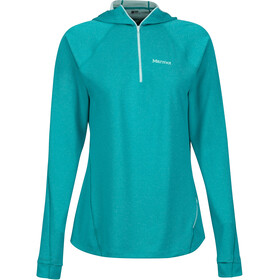 Marmot Indio 1/2 Zip Jacket Women Malachite